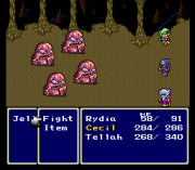 Play Final Fantasy II (SNES) Online