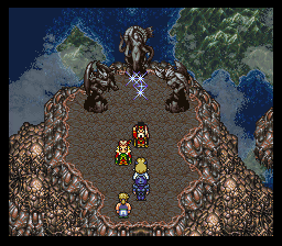 Play Final Fantasy III – Eternal Crystals (SNES) Online