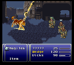 Play Final Fantasy III – Limited Magic (SNES) Online