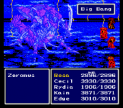 Play Final Fantasy II -is- Easy Type (SNES) Online