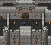 Play Final Fantasy IV – Easy Type (SNES) Online