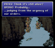 Play Final Fantasy VI Expert Version 2 (SNES) Online