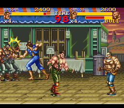 Play Final Fight 2 (SNES) Online