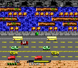 Play Frogger (SNES) Online