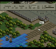 Play Front Mission (SNES) Online