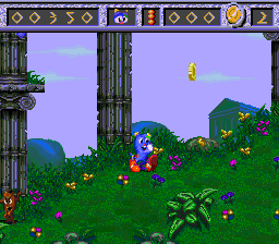 Play Izzy's Quest for the Olympic Rings (SNES) Online
