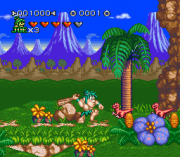 Play Joe & Mac 2 – Lost in the Tropics (SNES) Online