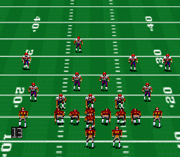 Play John Madden Football '93 (SNES) Online