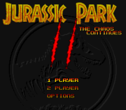 Play Jurassic Park Part 2 – The Chaos Continues (SNES) Online