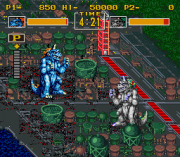 Play King of the Monsters (SNES) Online