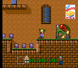 Play Krusty's Super Fun House – Featuring the Simpsons! (SNES) Online