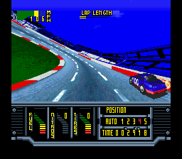Play Kyle Petty's No Fear Racing (SNES) Online
