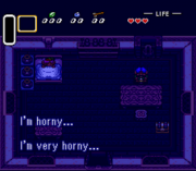 Play Legend of Pervert V050 (SNES) Online