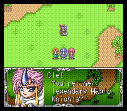 Play Magic Knight Rayearth (SNES) Online