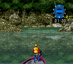 Play Mark Davis' The Fishing Master (SNES) Online