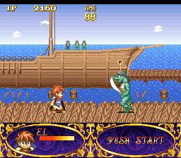Play Melfand Stories (SNES) Online