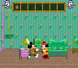 Play Mickey's Playtown Adventure – A Day of Discovery! (SNES) Online