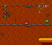 Play Micro Machines 2 – Turbo Tournament (SNES) Online