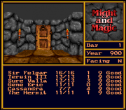 Play Might and Magic II (SNES) Online