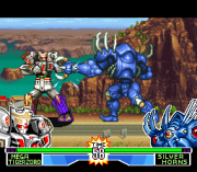Play Mighty Morphin Power Rangers – Fighting Edition (SNES) Online