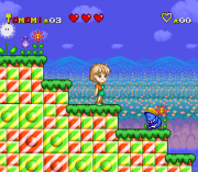 Play Miracle Girls (SNES) Online