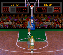 Play NBA All-Star Challenge (SNES) Online