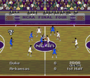 Play NCAA Final Four Basketball (SNES) Online