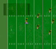 Play NCAA Football (SNES) Online