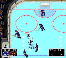 Play NHLPA Hockey '93 (SNES) Online