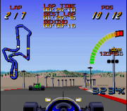 Play Nigel Mansell's World Championship Racing (SNES) Online