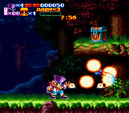 Play Nightmare Busters (unreleased) (SNES) Online