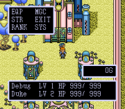 Play Paladins Quest – Easy Type (SNES) Online