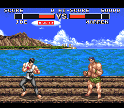 Play Power Moves (SNES) Online