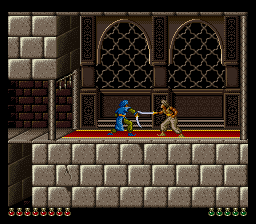 Play Prince of Persia – Remix III (SNES) Online