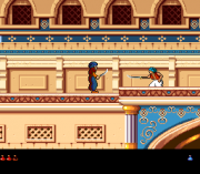 Play Prince of Persia 2 – The Shadow & The Flame (SNES) Online
