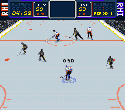 Play RHI Roller Hockey '95 (unreleased) (SNES) Online