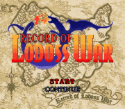 Play Record of Lodoss War (english translation) (SNES) Online