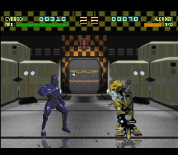 Play Rise of the Robots (SNES) Online