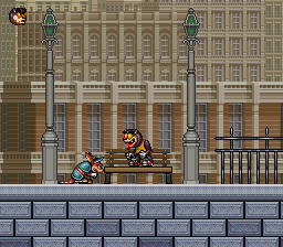Play Rocky Rodent (SNES) Online