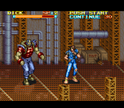 Play Rushing Beat Shura (SNES) Online