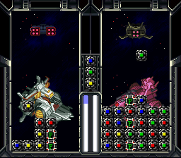 Play SD Gundam – Power Formation Puzzle (SNES) Online