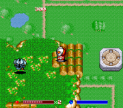 Play SD The Great Battle – Aratanaru Chousen (SNES) Online