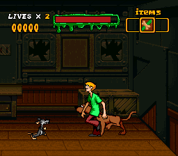 Play Scooby-Doo Mystery (SNES) Online