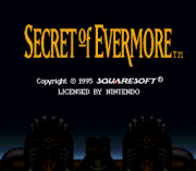 Play Secret of Evermore – Gameplay Balance Hack (SNES) Online
