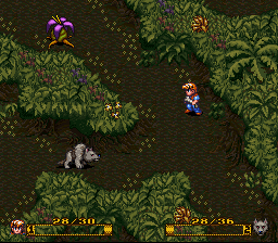 Play Secret of Evermore – Gameplay Balance Hack (2 Player Edition) (SNES) Online