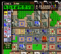 Play SimCity (SNES) Online