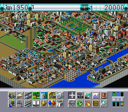 Play SimCity 2000 (SNES) Online