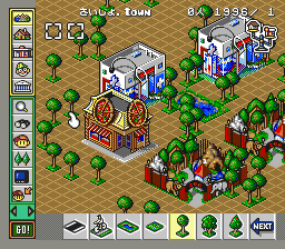 Play SimCity Jr. (SNES) Online