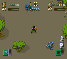 Play Soldiers of Fortune (SNES) Online