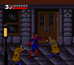 Play Spider-Man and Venom – Maximum Carnage (SNES) Online
